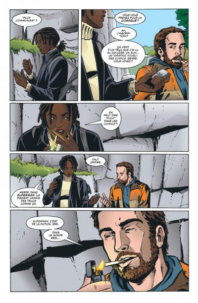 Page 9 Y le dernier homme tome 2