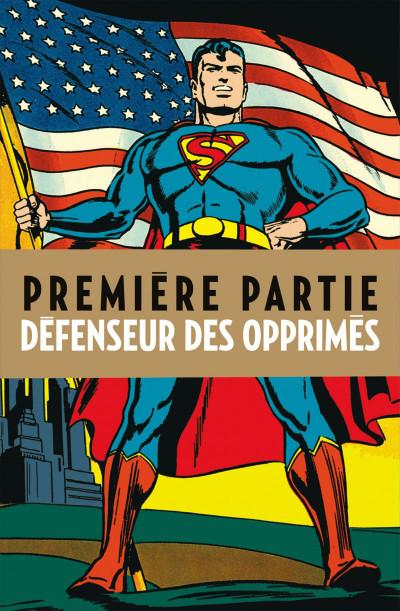 Page 6 Superman anthologie ; 15 récits qui ont défini l'homme d'acier