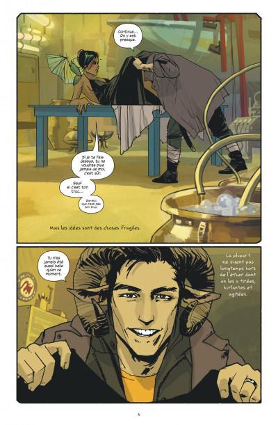 Page 6 Saga tome 1