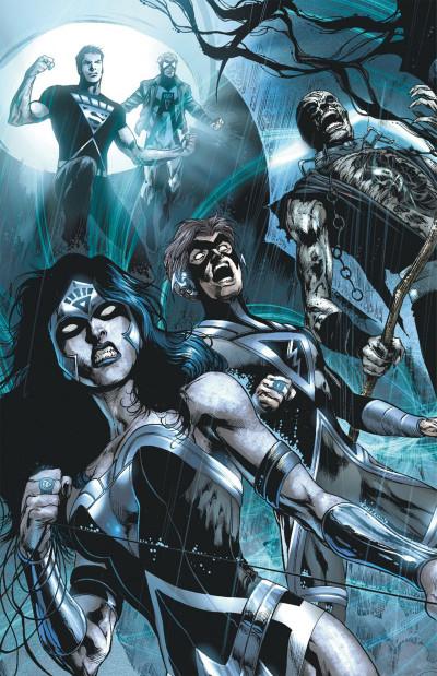 Page 2 blackest night tome 2 - l'armée des ténèbres