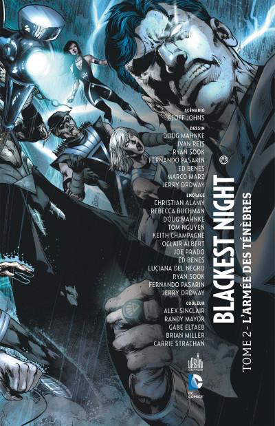Page 3 blackest night tome 2 - l'armée des ténèbres