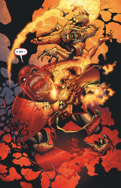 Page 8 blackest night tome 2 - l'armée des ténèbres