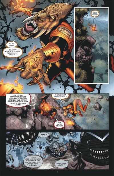 Page 9 blackest night tome 2 - l'armée des ténèbres