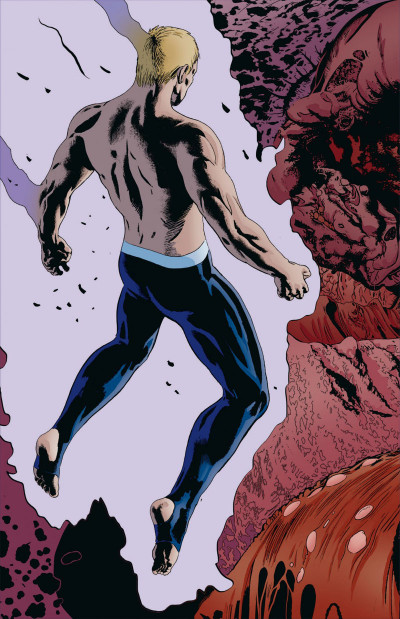 Page 2 Animal Man tome 2 - contre-nature