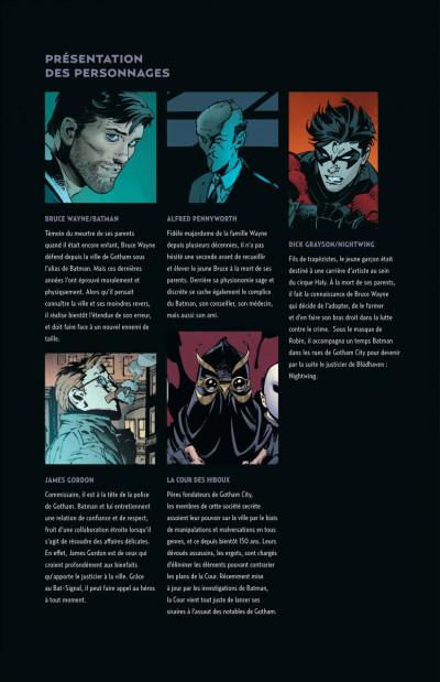 Page 1 Batman tome 2 - la nuit des hiboux