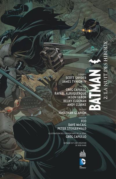 Page 3 Batman tome 2 - la nuit des hiboux