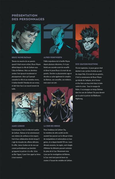 Page 5 Batman tome 2 - la nuit des hiboux