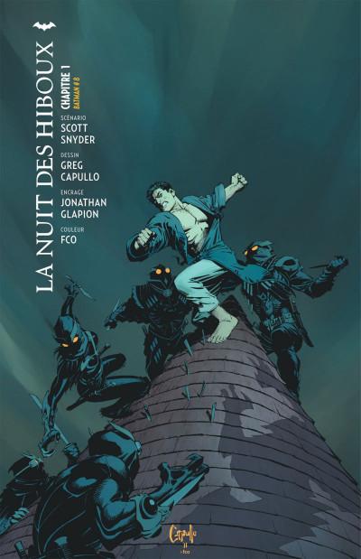 Page 6 Batman tome 2 - la nuit des hiboux