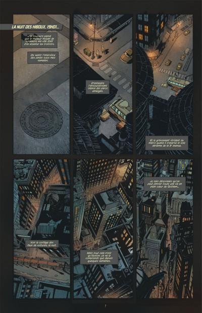Page 7 Batman tome 2 - la nuit des hiboux