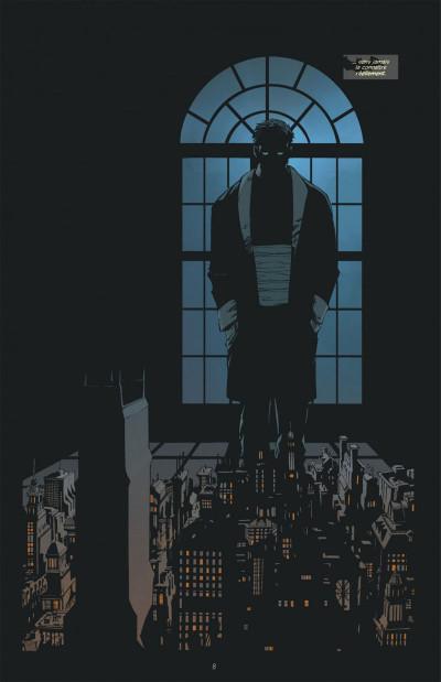 Page 8 Batman tome 2 - la nuit des hiboux