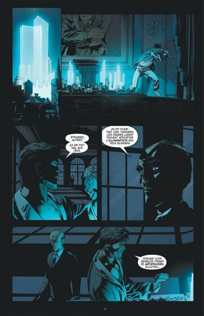 Page 9 Batman tome 2 - la nuit des hiboux