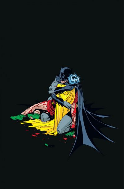 Page 1 Batman ; un deuil dans la famille