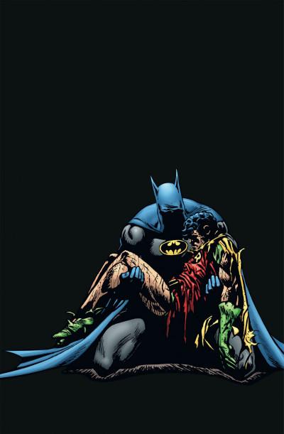 Page 2 Batman ; un deuil dans la famille