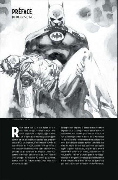 Page 4 Batman ; un deuil dans la famille