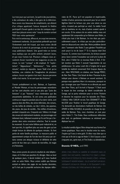 Page 6 Batman ; un deuil dans la famille