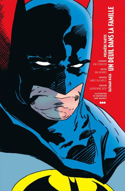 Page 8 Batman ; un deuil dans la famille