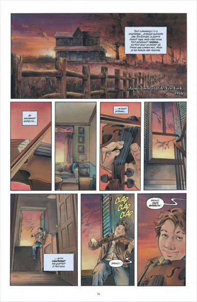 Page 4 severed, destins mutilés
