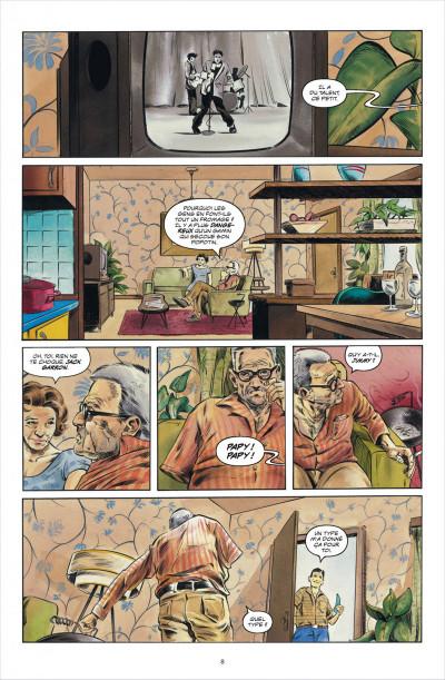 Page 8 severed, destins mutilés