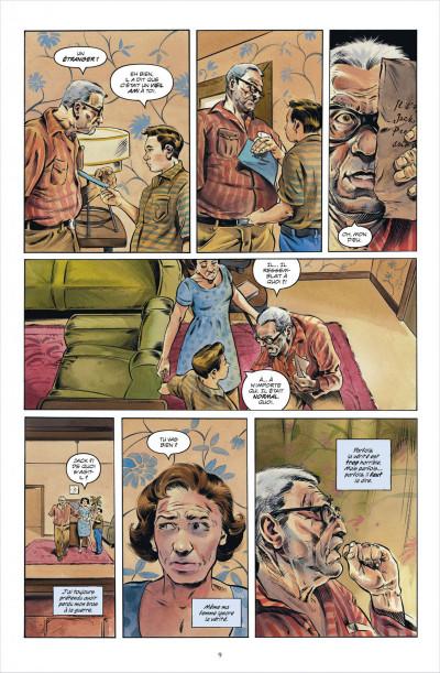Page 9 severed, destins mutilés