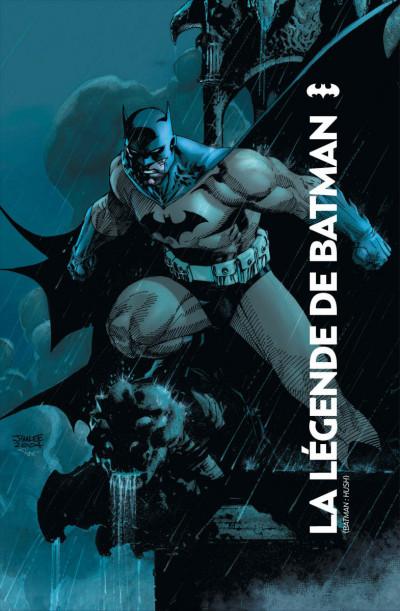 Page 1 Batman ; Silence