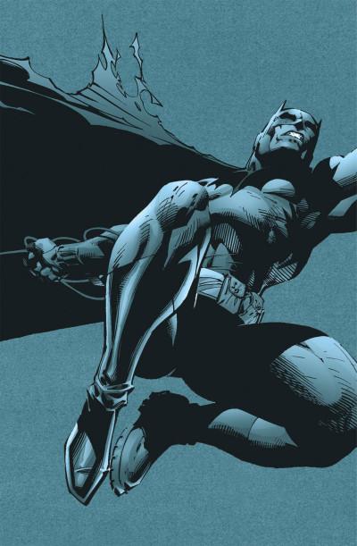 Page 2 Batman ; Silence