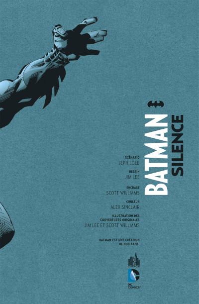 Page 3 Batman ; Silence