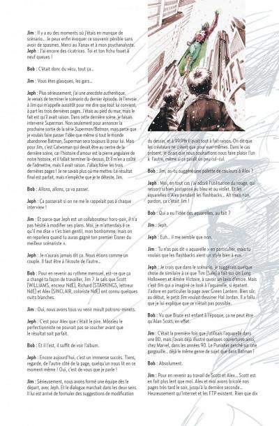 Page 6 Batman ; Silence