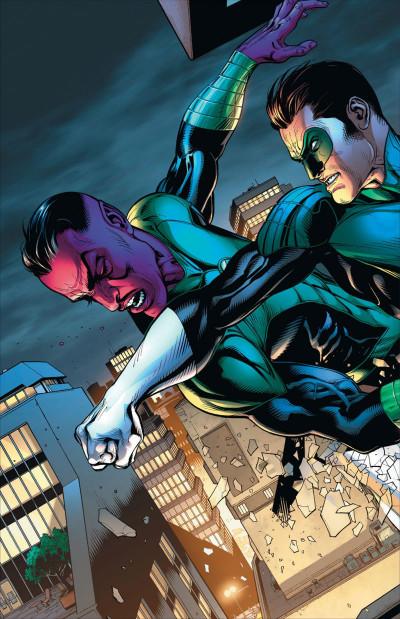Page 2 Green lantern T.2 - la vengeance de Black Hand