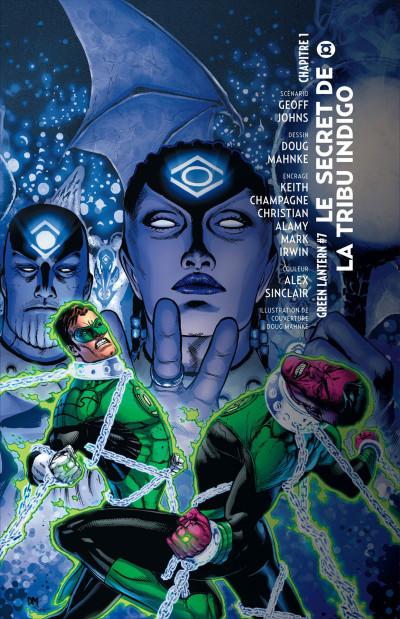 Page 6 Green lantern T.2 - la vengeance de Black Hand