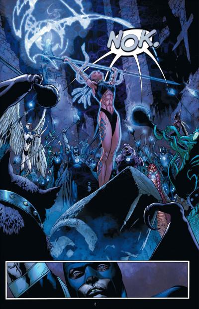 Page 8 Green lantern T.2 - la vengeance de Black Hand