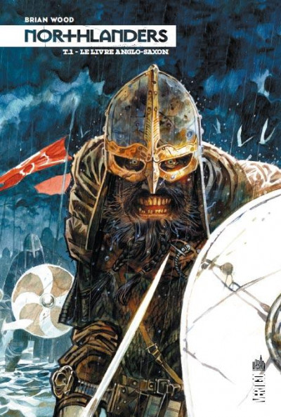 Couverture Northlanders tome 1