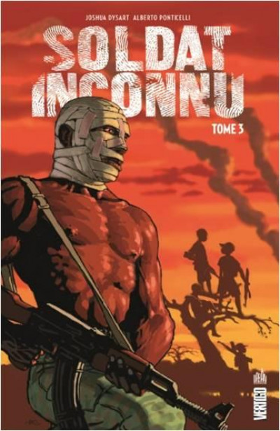 Couverture soldat inconnu tome 3