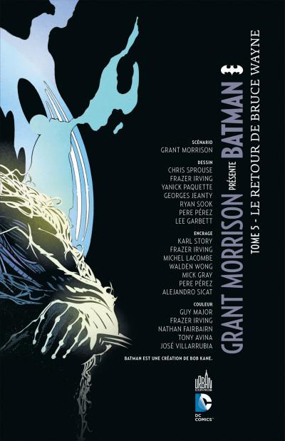 Page 3 Grant Morrison présente Batman tome 5