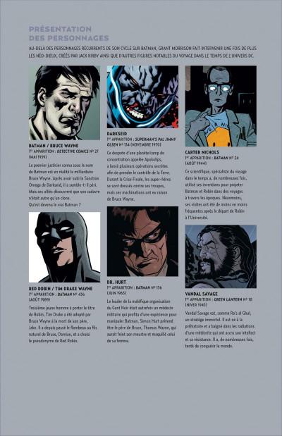 Page 5 Grant Morrison présente Batman tome 5