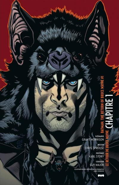 Page 6 Grant Morrison présente Batman tome 5