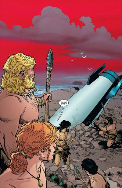 Page 7 Grant Morrison présente Batman tome 5