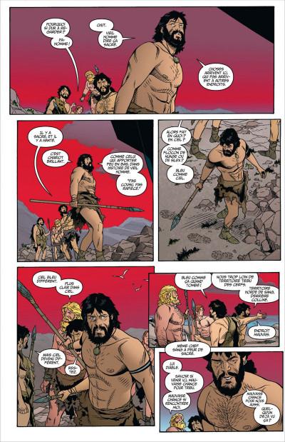 Page 8 Grant Morrison présente Batman tome 5