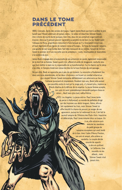 Page 4 American vampire tome 2
