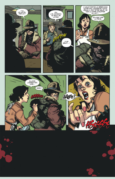 Page 8 American vampire tome 2