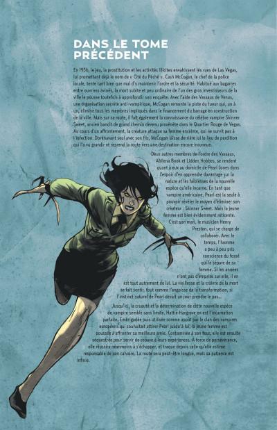 Page 4 American vampire tome 3 - le fléau du Pacifique