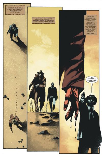 Page 7 American vampire tome 3 - le fléau du Pacifique