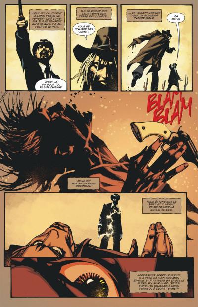 Page 8 American vampire tome 3 - le fléau du Pacifique