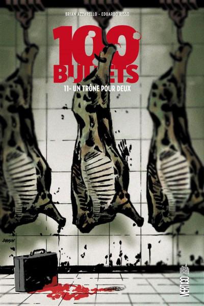 Couverture 100 bullets - cartonné tome 11