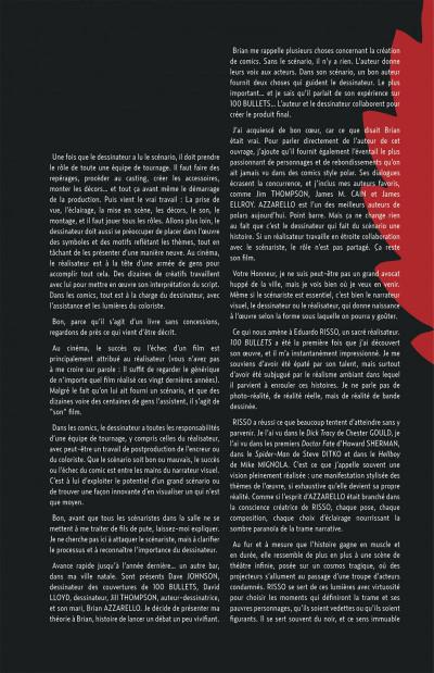 Page 6 100 bullets - cartonné tome 11