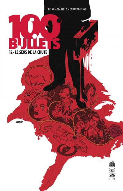 Couverture 100 bullets - cartonnée tome 12