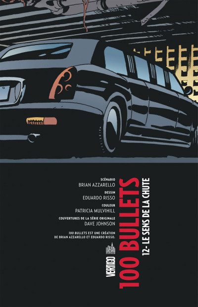 Page 3 100 bullets - cartonnée tome 12