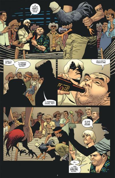 Page 8 100 bullets - cartonnée tome 12