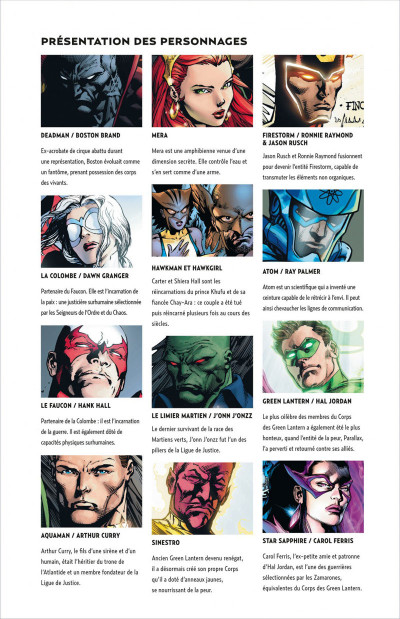 Page 5 brightest day tome 1 - secondes chances