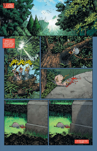 Page 7 brightest day tome 1 - secondes chances