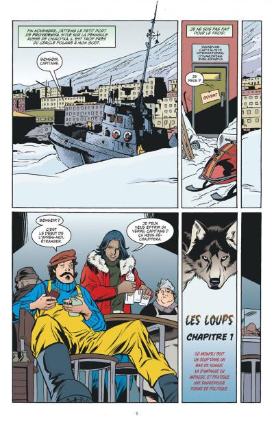 Page 5 Fables tome 9 - les loups (cartonné)